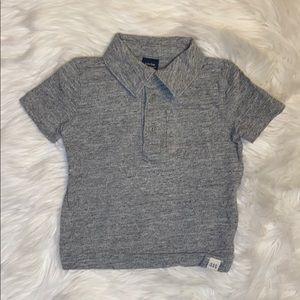 GAP baby boy polo shirt - size 12-18 months